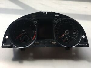 VW Passat CC B7 3C TDI Premium Tacho Kombiinstrument MFA Farbdisplay 3C8920880Q