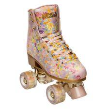 New! Impala Cynthia Rowley Floral roller skates size 7 Vegan (moxi beach bunny)