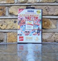 Olympic Gold Barcelona 1992 Sega Master System Boxed Game Complete PAL Computer