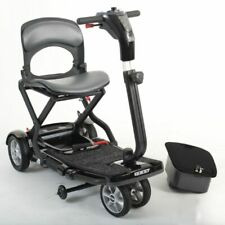 Pride Quest Portable Travel Folding Mobility Scooter
