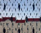 Print - Golconda, 1953 by Rene Magritte