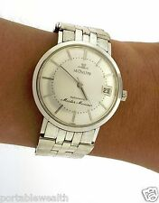 Jaeger LeCoultre Master Mariner Automatic Gents writs watch 14k White Gold