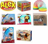 Alex Brands - Original & Retro Slinky and Toy Story Slinky Dog