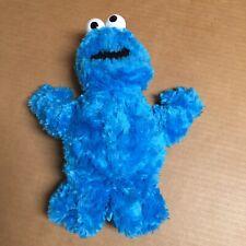 Cookie Monster Doll #75352 2002 Sesame Street GUND Plush Stuffed Animal EUC AR89