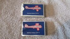 Vintage American Airlines DH-4 US Mail Playing Cards    (CA 19)