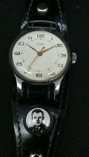 Vintage soviet MIR 1mchz 1mwf ussr watch 17 jewels 1955
