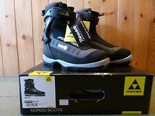 Fischer BCX 6 Back Country Cross Country Ski Boots Size 38