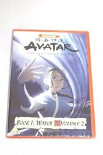 Avatar - The Legend Of Aang - Book 1 - Water Vol.2 (DVD, 2007) BRAND NEW SEALED