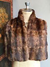 Fur Cape 1950s Vintage Coats & Jackets for Women