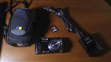Panasonic LUMIX DMC-ZS10/DMC-TZ20 14.1 MP Digital Camera with accessories
