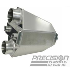 PRECISION TURBO PT-2000 WATER-TO-AIR INTERCOOLER 2000HP PTE 054-2000