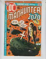 Showcase 92 VG+ (4.5) 8/70 Manhunter 2070 Origin!