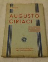 A. Rovigatti - AUGUSTO CIRIACI - Anni '20 - Unione Uomini di Azione Cattolica