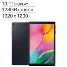 New Samsung Galaxy Tab A 10.1 Wi-Fi Tablet 128GB Black...