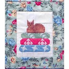 CAT NAP QUILT QUILTING PATTERN, from MH Designs, *NEW*