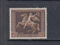 Deutsches Reich - Mi-Nr. 671y ** postfrisch - waagerechte Gummiriffelung