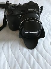 Olympus Camedia C-8080 Wide Zoom Bridgekamera Digitalkamera (8,0 Megapixel)