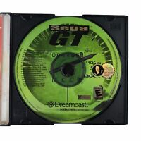 Sega GT (Sega Dreamcast, 2000) Disc Only Tested Works