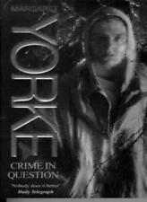 Crime In Question,Margaret Yorke- 9780751518573