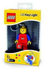 Lego LED Key Light Mini Torch Keyring - Ages 5+ - Batteries Included - NEW