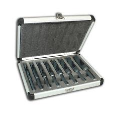 Spiralbohrer HSS Set 8 teilig 14 - 25,5mm Metallbohrer