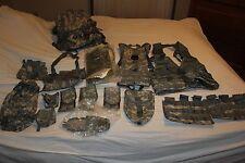 Rifleman Set  MOLLE II ACU Army Set Assault Pack FLC Hydration System Waist Pack