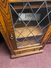 JAYCEE Hi Fi Cabinet Unit Glass front BRAND NEW