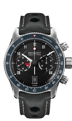 AUTHORIZED DEALER Bremont JAGUAR E-TYPE 60TH Limited Edition Chronometer Watch