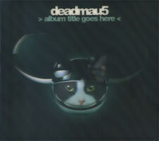 DEADMAU5 > Album Title Goes Here < 2012 CD NEW/SEALED Imogen Heap Cypress Hill