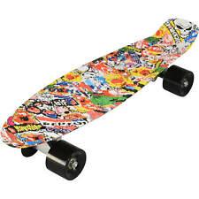Skateboard BAX ROAD 22?, Pennyboard Kinderskateboard Komplettboard, Miniboard