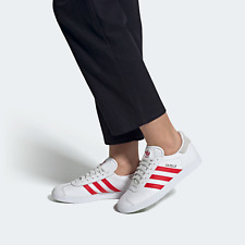 adidas Originals Gazelle Womens Shoes White