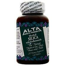 Alta Health Products Herbal Silica (500mg)  120 tabs