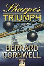 Sharpes Triumph / Sharpe Band.19 von Bernard Cornwell (2016, Taschenbuch)