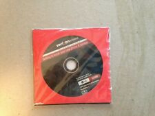 VERIZON  LG VX4400 Welcome CD & Quick Reference Guide - NEW SEALED