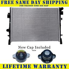 Radiator With Cap For Dodge Fits Journey 2.4 3.5 L4 4Cyl V6 6Cyl 13084WC