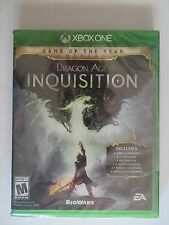 Brand New!!! Dragon Age Inquisition: Game of the Year Edition (Xbox One, 2015)