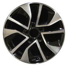 "16"" Honda Civic 2013 2014 2015 Factory OEM Rim Wheel 64054 Black Machined"