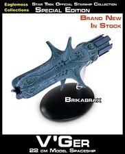 Eaglemoss Star Trek Official Starship Collection: V'Ger Starship Special Edition