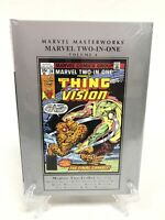 The THING Marvel Two-In-One Volume 4 Marvel Masterworks HC Hard Cover New Sealed