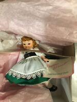 Vintage Madame Alexander Little Women International Ireland Doll 551