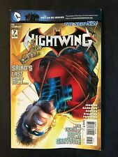 DC Comics - The New 52 Nightwing #7