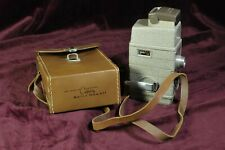 8mm Bell & Howell One-Nine Movie Camera. 10mm Super Comat lens