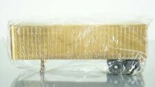 US Hobbies Brass Double Axle Trailer O scale