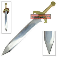 Legend of Zelda Sword Full Tang Steel Blade Four Swords Replica Display Plaque