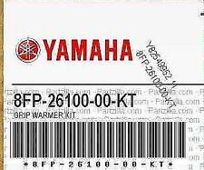 Yamaha Handlebar Grip Warmer Kit OEM 8GF-26100-00-KT