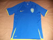 Brazil Brasil nike 2007 -2009 away shirt size M jersey trikot camiseta