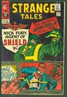 STRANGE TALES #135, 1965 MARVEL COMICS VG NICK FURY AGENT OF SHIELD BEGINS