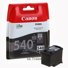 Original Canon PG540 Black Printer Ink Cartridge for Pixma MX455