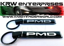 1982 Pontiac Firebird Trans Am Knight Rider Flag Kitt Karr K2000 Pmd Keychain