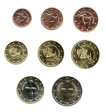 Cyprus 2010 - Set of 8 Euro Coins (UNC)